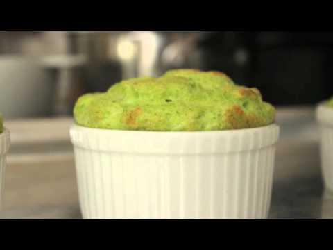 Coming Soon: Asparagus Souffle