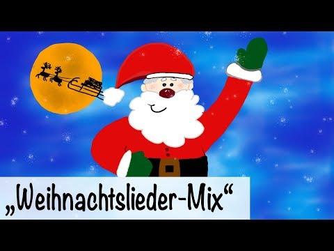 Weihnachten mit den schönsten Weihnachtsliedern - Mix - Adventslieder - Winterlieder - muenchenmedia