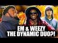 Lil Wayne - Drop The World ft. Eminem (REACTION!!!) CLASSIC! Mp3