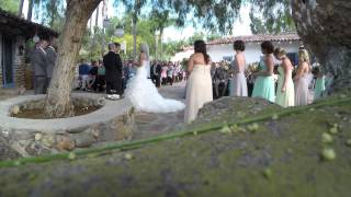 Wedding Video of Darci & Scott Holloway - June 26th, 2015