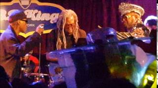 Live at B.B. King Blues Club & Grill, New York, NY 2/28/17 ...shot ...
