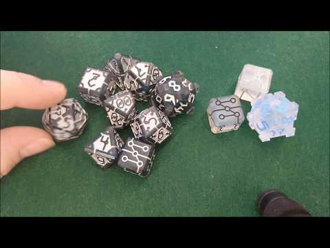 Dice Making Advanced Casting Part 2: Filling The Molds