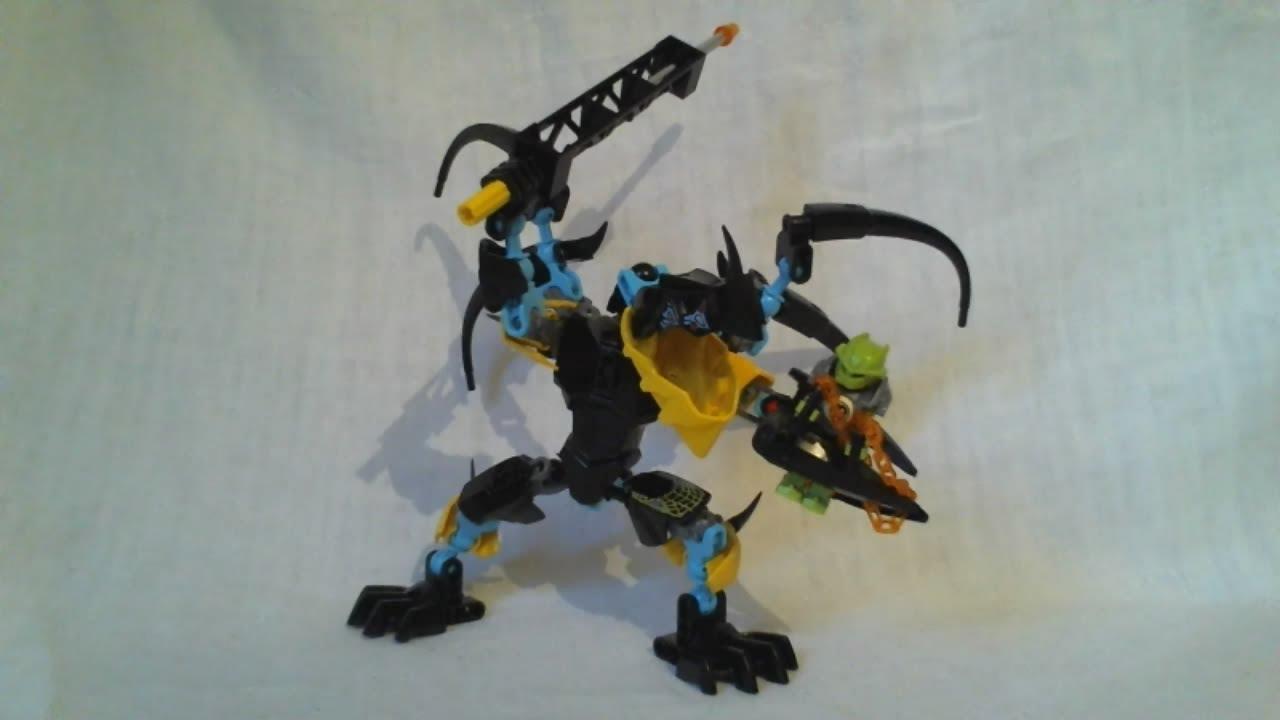 LEGO Hero Factory Vide...