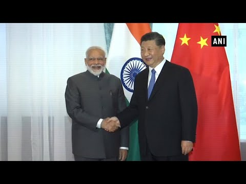 SCO summit: PM Modi holds bilateral meeting with Xi Jinping, discusses Pak