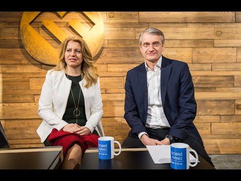 SME Naživo: Čaputová vs. Mistrík (Prezidentské voľby 2019)