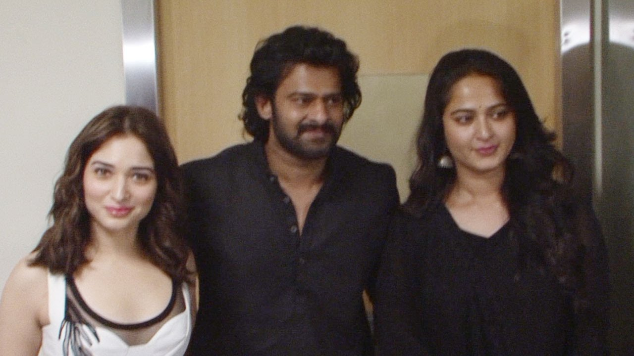 Prabhas and Anushka together as a couple? Here