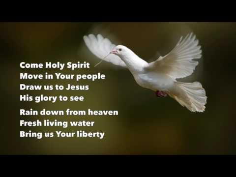 Come Holy Spirit (Live) - Terry MacAlmon
