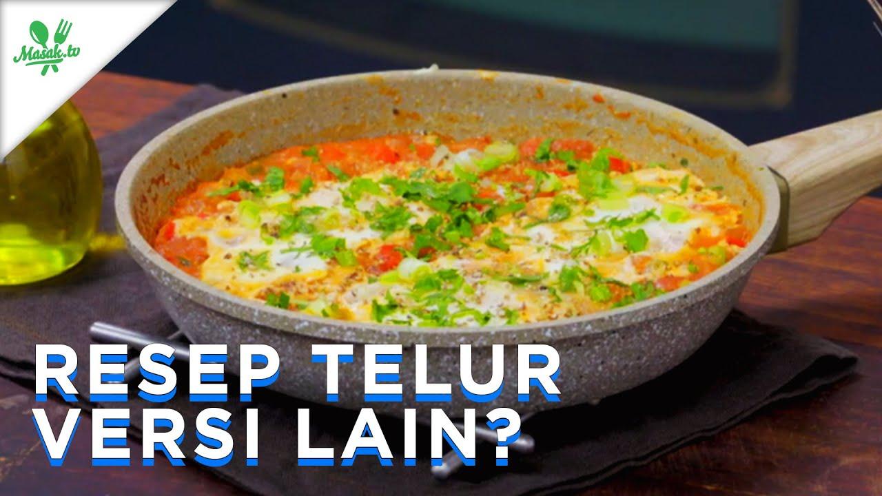 Resep Telur Versi Lain?