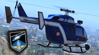 GTA 5 : Forces Aériennes de la Gendarmerie Nationale