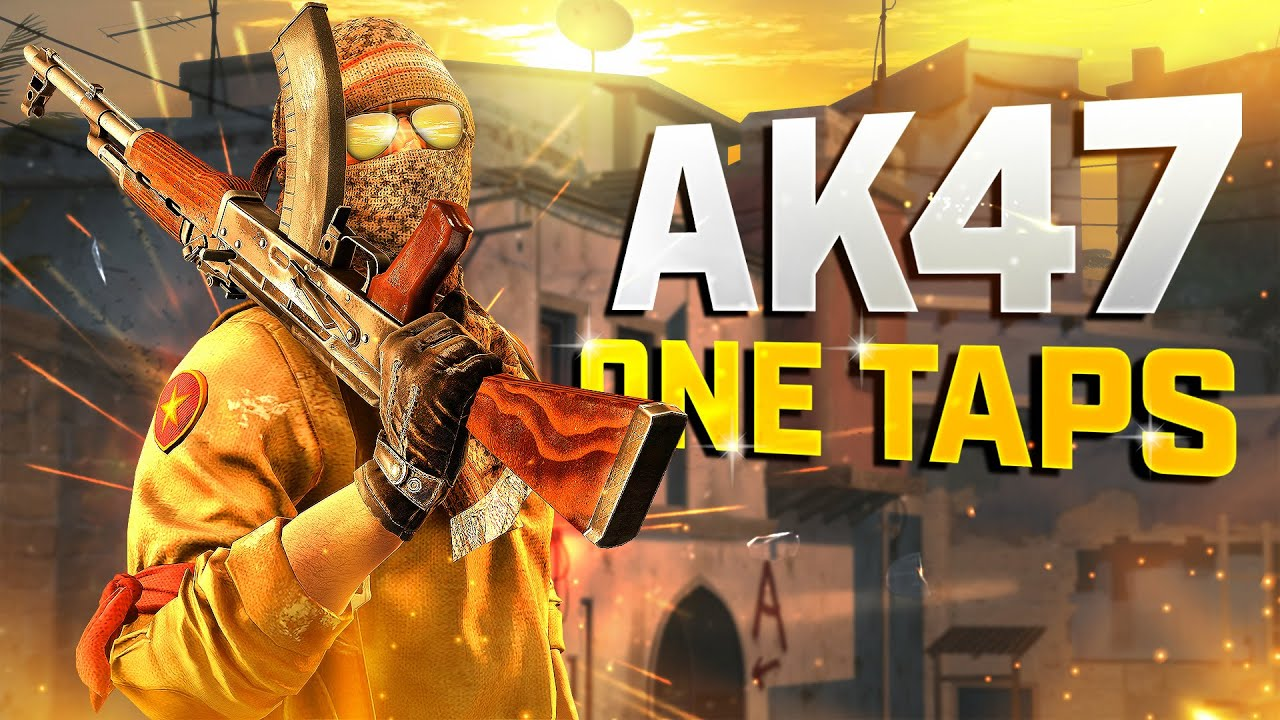 BEST PRO AK47 CS:GO ONE TAPS 2020