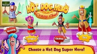 Hot Dog Hero Crazy Chef Preview Hd 720p