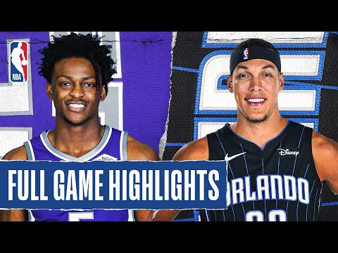 KINGS at MAGIC   FULL GAME HIGHLIGHTS   August 2, 2020