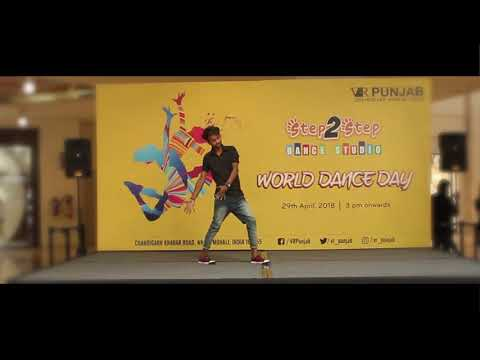 Best Dubstep Dance Video | Mere Dholna Sun Amazing Dance Mix | Step2Step Dance Studio | Mohali