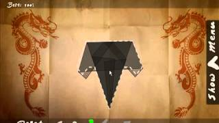 (1) Let's Play Flash - Folds - Origami Game
