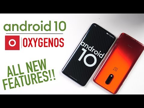 Android 10 On OnePlus 7 Pro: How To Install | New Features In Oxygen OS 10 [Hindi]