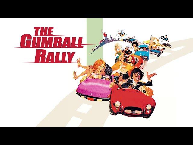 THE GUMBALL RALLY - DIE VERRÜCKTESTE RALLY DER WELT - Trailer (1976, English)
