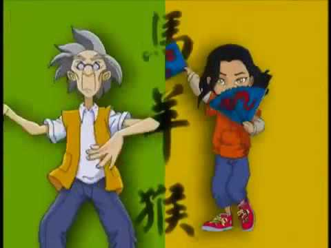 Jackie Chan Adventures season 5 intro גקי צאן פתיח הסידרה ...