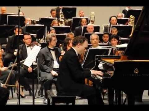 Gershwin piano concerto first movement, Ralph van Raat, Jan Stulen, Cairo Symph Orchstra