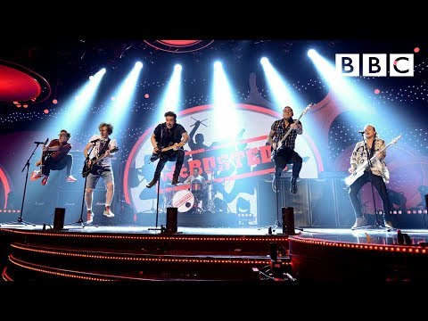 McBusted perform live on TV for the first time - BBC Children in Need: 2013 - BBC