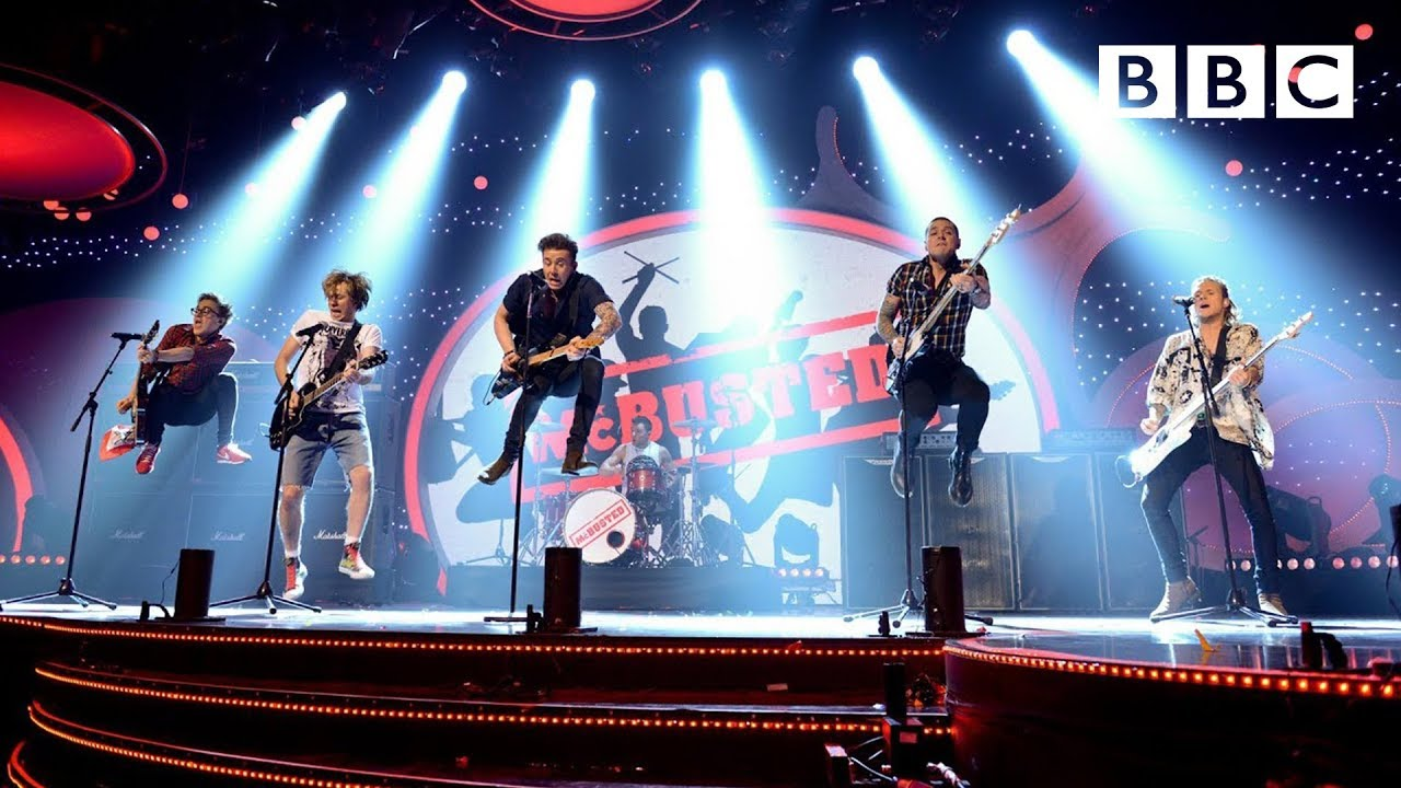 McBusted perform live on TV for the first time - BBC Children in Need: 2013 - BBC - YouTube