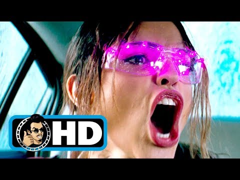 BABY DRIVER (2017) Movie Clip – Tequila Gun Fight |FULL HD| Jamie Foxx