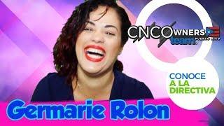 Conoce a la Directiva | Germarie Rolón | CNCOWNERS Team Puerto Rico 🇵🇷
