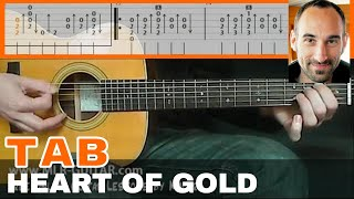 "Guitar Cover / Tab ""Heart of Gold"" by MLR-Guitar"