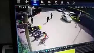 CCTV Nairobi 14 Riverside Drive Dusit D2 Hotel Attack