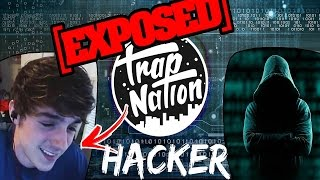 Trap Nation EXPOSED! Hacking, DDosing, Spreading Malware on YouTube