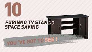 Furinno TV Stands Space Saving // New & Popular 2017