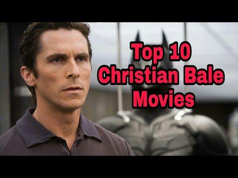 Top 10 Christian bale ...