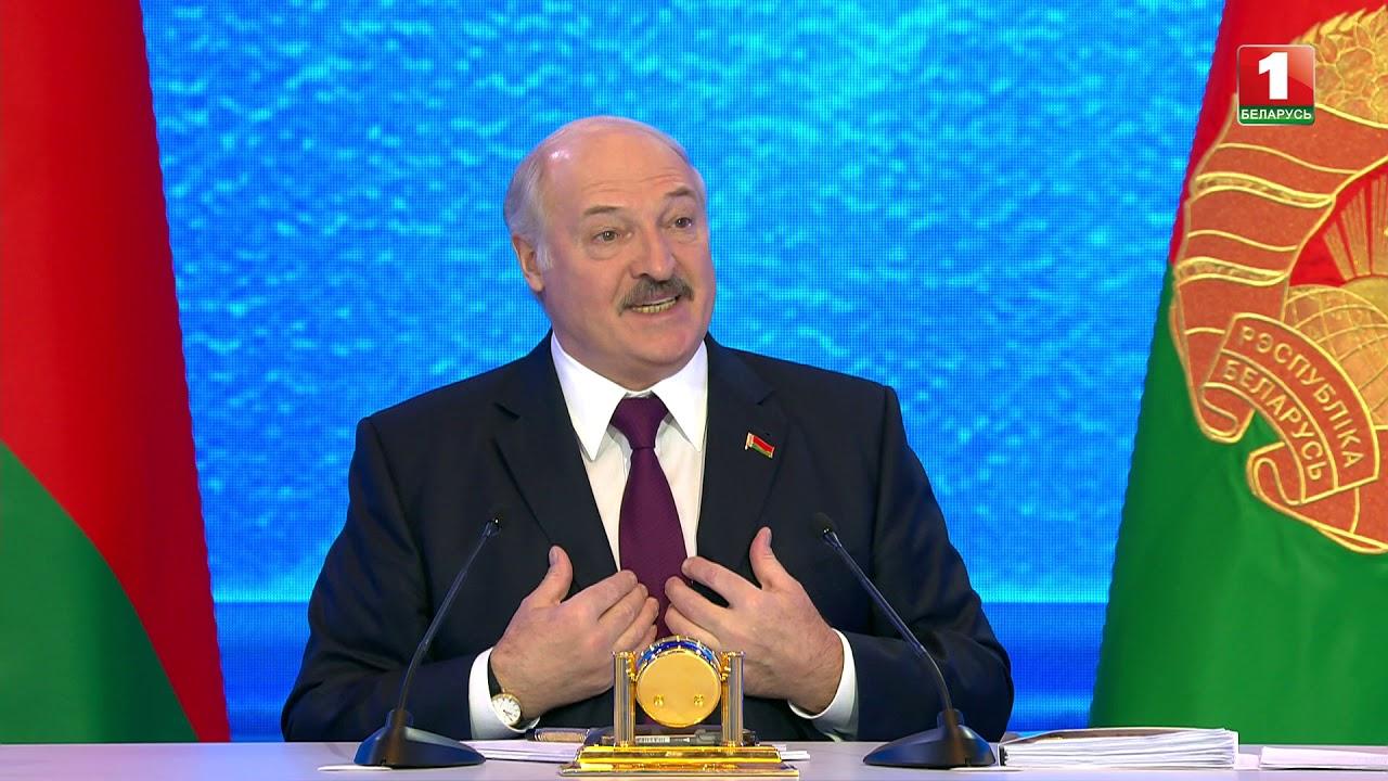 Лукашенко решил за всех белорусов и в очередной раз набросил на Россию