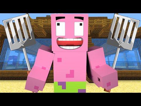 Minecraft : Spongebob Episode 7