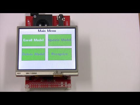 MSP432 microcontroller speech recognition technology