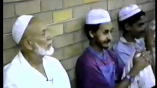 Ahmad Deedat. Oh You Muslims Take Heed Or Verily Allah Will Destroy Yous. Part 5 Thumbnail