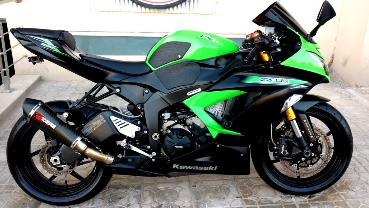 Kawasaki Ninja Zx6r 2018 Import Full Specification With