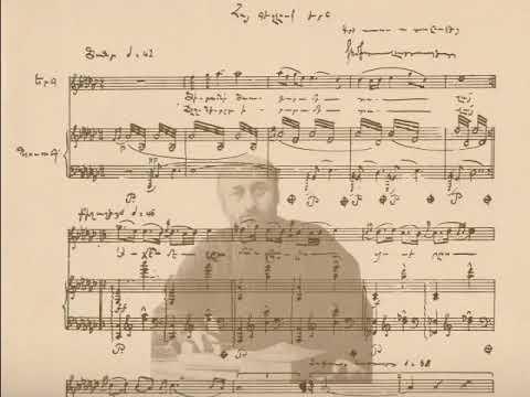 Komitas: Six Dances for Piano