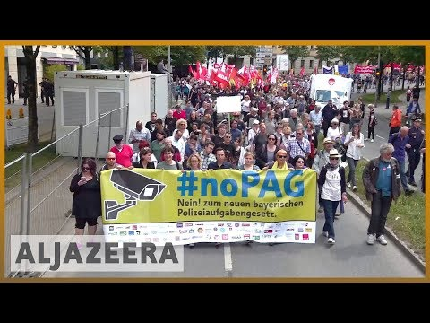 🇩🇪 Police vs privacy: New law plan angers Bavarians | Al Jazeera English