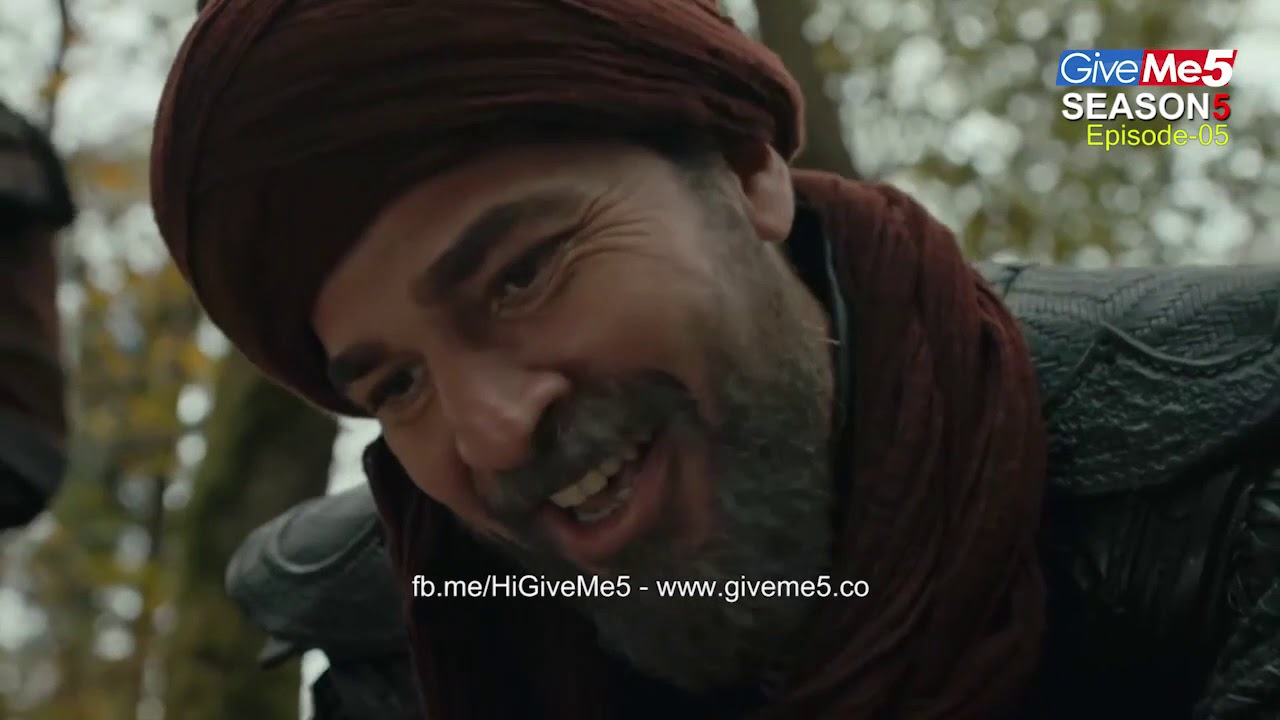 Download Ertugrul Ghazi Save His Son Osman Ghazi - Ertugrul Season 5 in Urdu