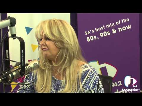 Bonnie Tyler on Martin Bester Drive   Part II