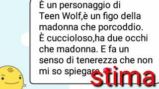 Quando si parla di Teen Wolf con Simsimi