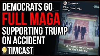 "Democrats New Smear BACKFIRES, Biden Accidentally Goes ""Full MAGA"" Supporting Trump's"