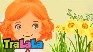 Flori de primăvară - Cântece de primăvară pentru copii | TraLaLa Mp3