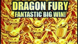 Video ★NEW SLOT! FANTASTIC BIG WIN!!★ DRAGON FURY (Konami) | Slot Machine Bonus download MP3, 3GP, MP4, WEBM, AVI, FLV September 2018
