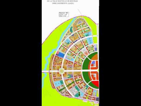Plan 10 000 Logements - AADL Bouinane