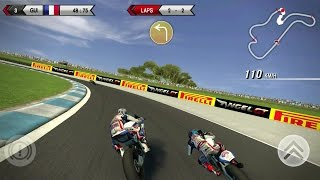 SBK15 Official Mobile Game Android Gameplay