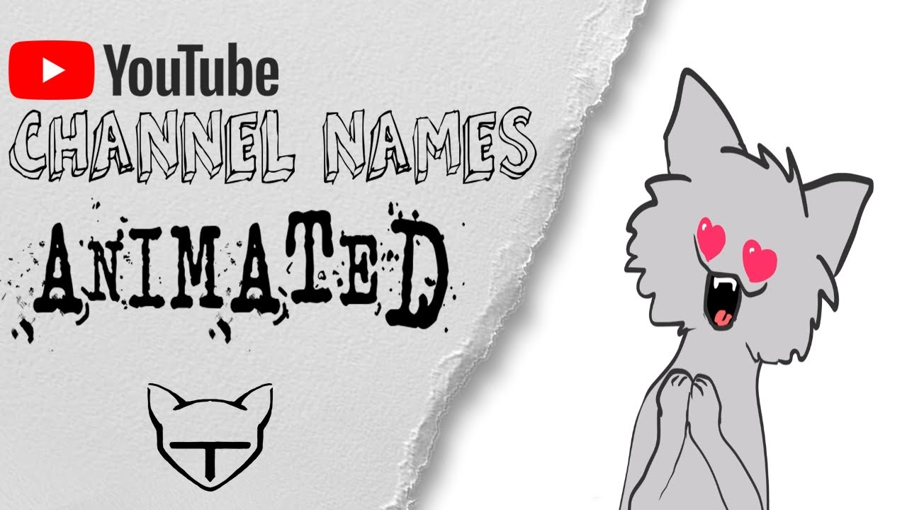 Cool Art Channel Names