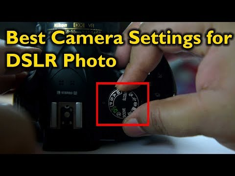 How to take a Perfect Photo in DSLR in Hindi | Best Camera Settings for DSLR
