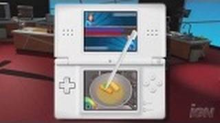 Iron Chef America: Supreme Cuisine Nintendo DS Trailer -