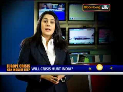 Sukh Dugal on Bloomberg UTV talking about the ailing European economy